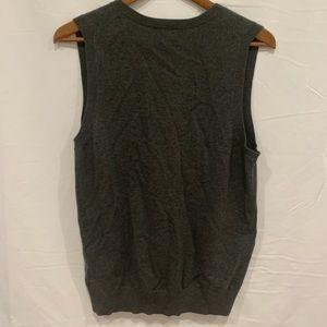 GAP Sweaters - Gap argyle sleeveless sweater vest pullover Lg